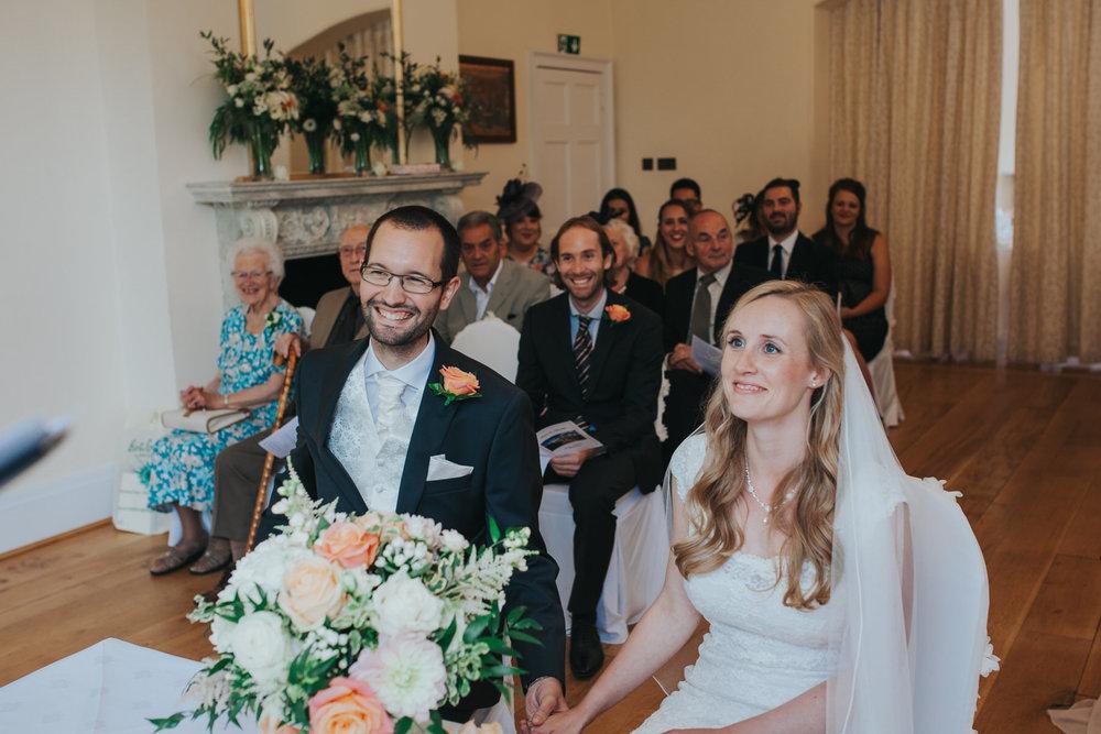 51 happy couple Pembroke Lodge wedding ceremony.jpg
