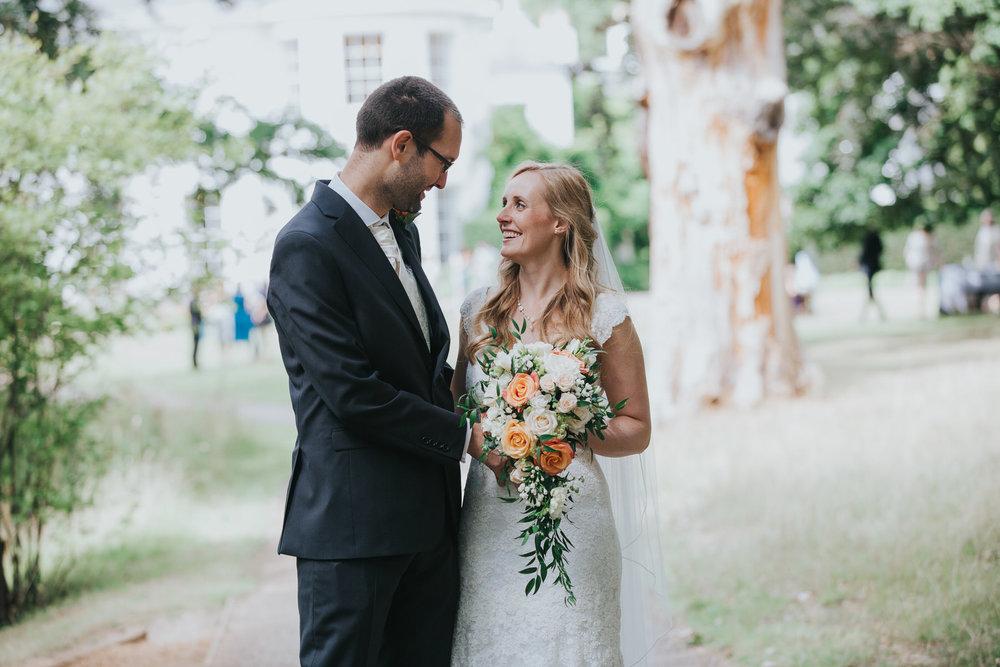 180-bride groom couple portraits Pembroke Lodge.jpg