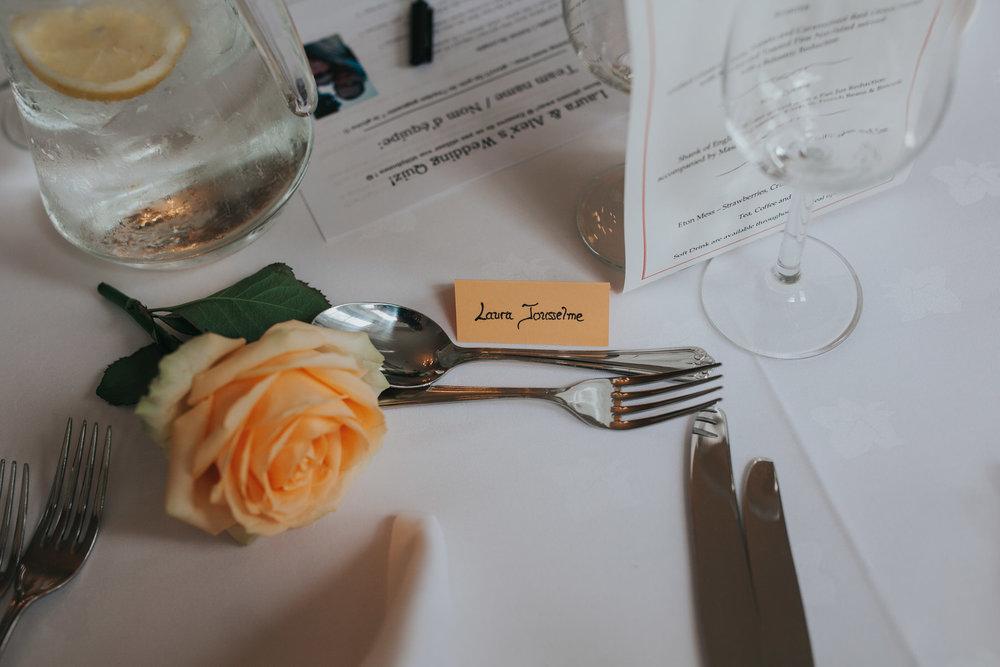 285-wedding breakfast guest reportage Pembroke Lodge.jpg
