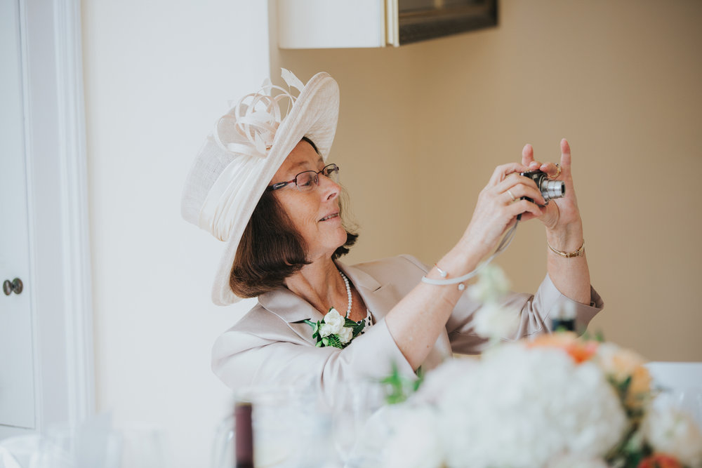 292-wedding breakfast guest reportage Pembroke Lodge.jpg