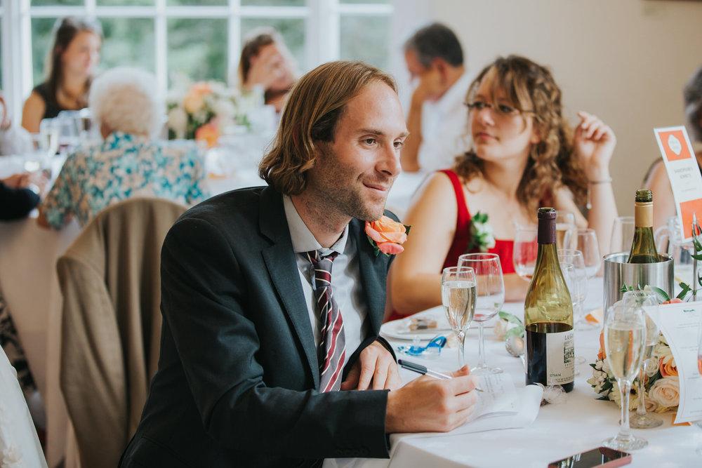 326-wedding breakfast guest reportage Pembroke Lodge.jpg