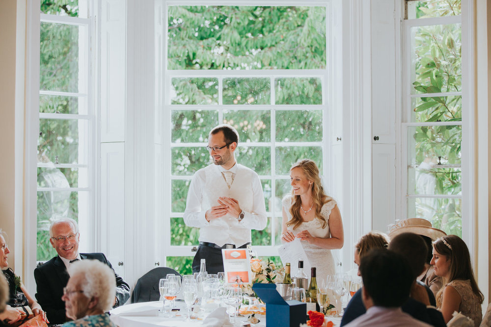 348-wedding breakfast guest reportage Pembroke Lodge.jpg