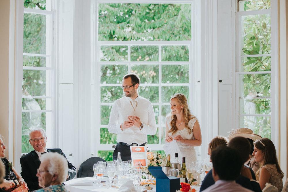 348-wedding breakfast guest reportage Pembroke Lodge.jpg