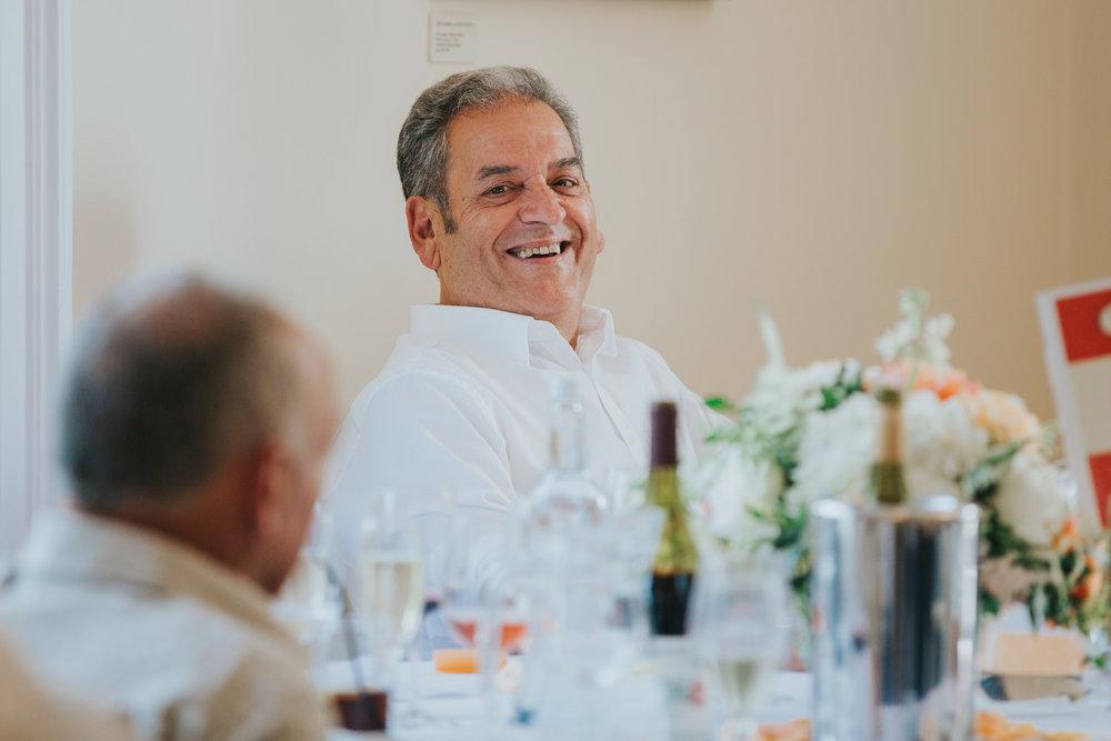 353-wedding breakfast guest reportage Pembroke Lodge.jpg