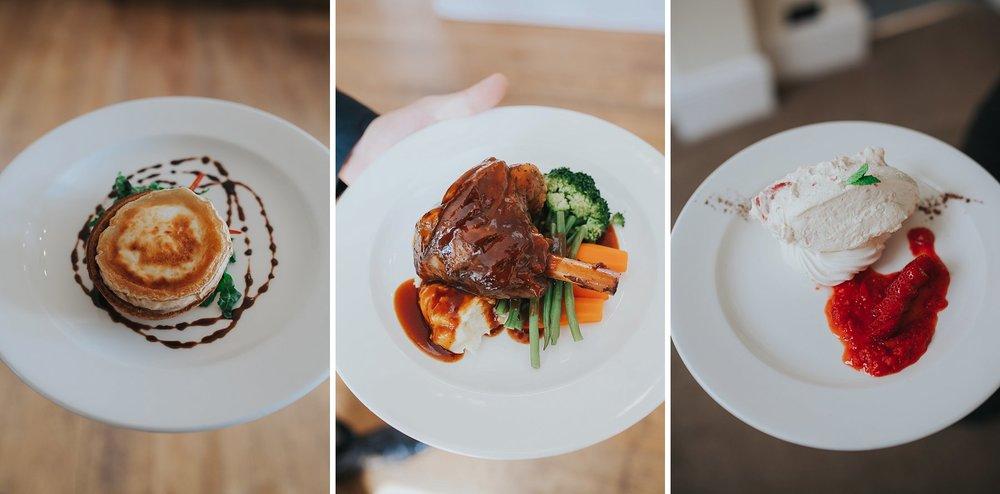 315-wedding breakfast guest reportage Pembroke Lodge.jpg