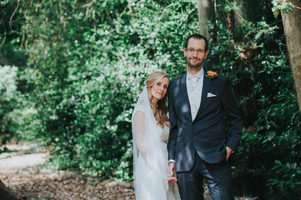 206-bride groom couple portraits Pembroke Lodge.jpg