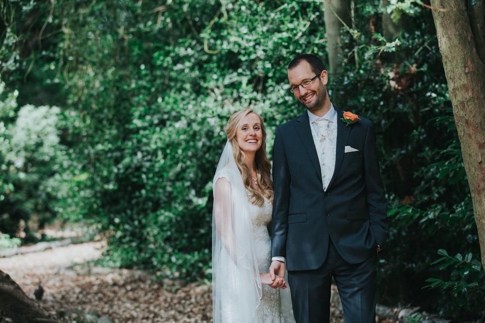207-bride groom couple portraits Pembroke Lodge.jpg
