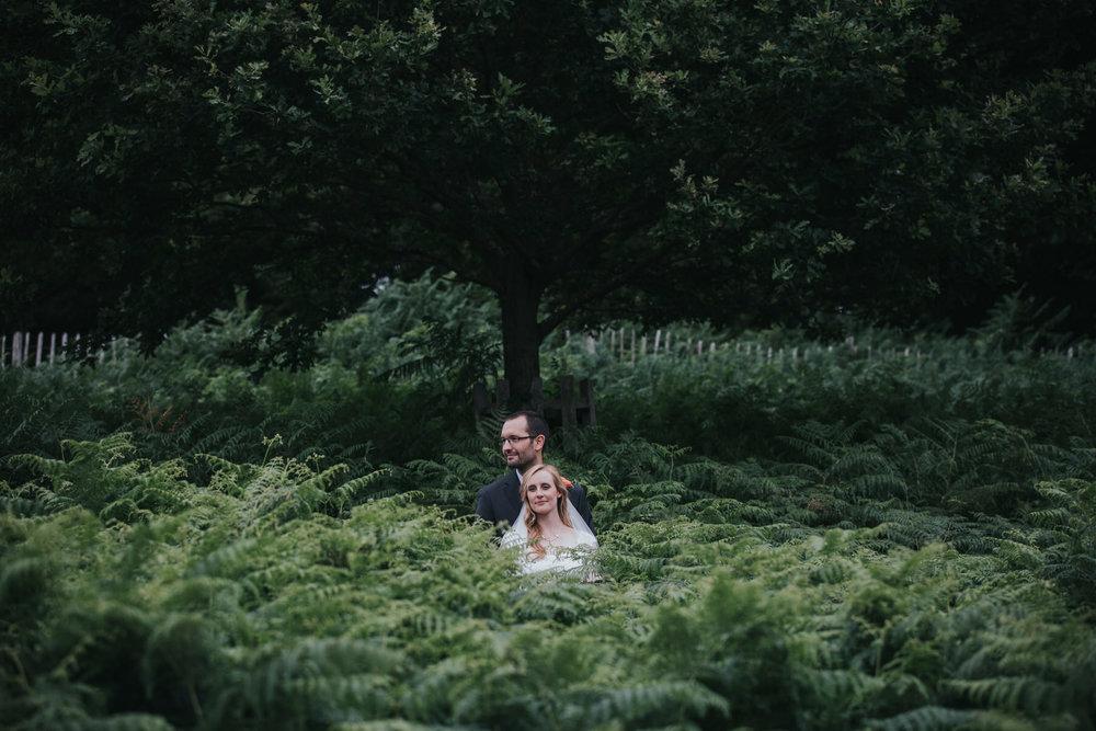 251-bride groom couple portraits Pembroke Lodge.jpg