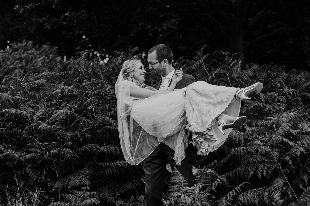 269-bride groom couple portraits Pembroke Lodge.jpg