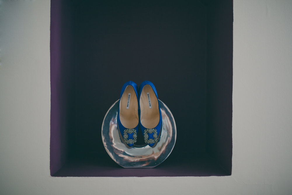 23 blue Manolo Blahnik wedding shoes.jpg
