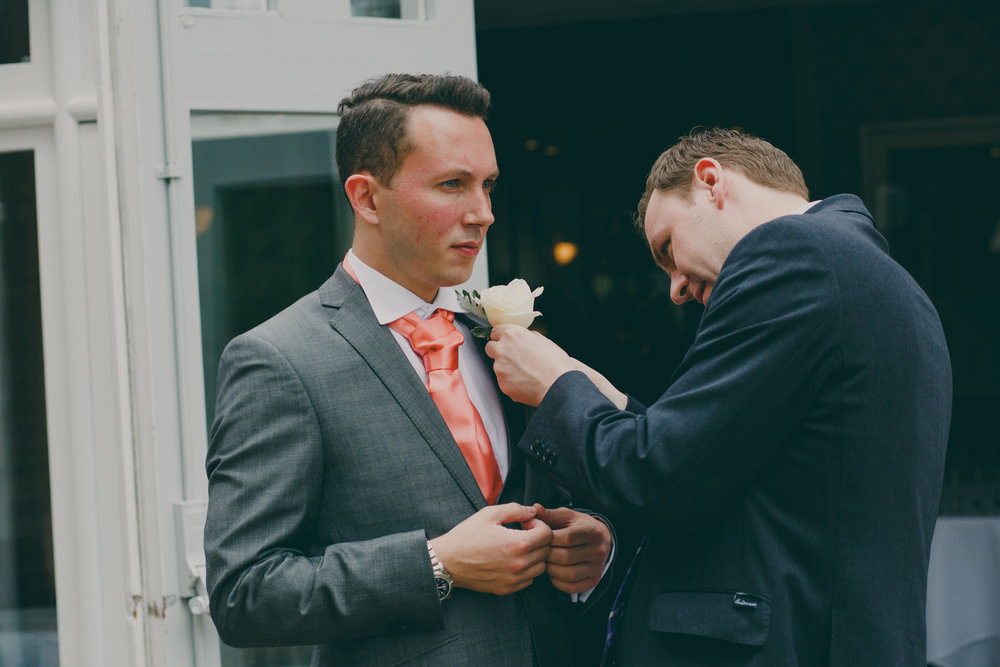 113 bestmen pin buttoneires Woodlands Hotel wedding.jpg