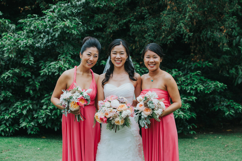 356 bridesmaids pink dress bride portrait reportage wedding photographer.jpg