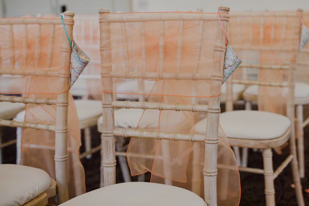 108 wedding chairs confetti holders made old maps.jpg