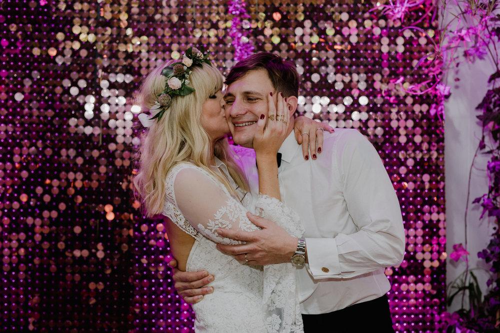 Bourne Hollingsworth wedding pink sequins.jpg