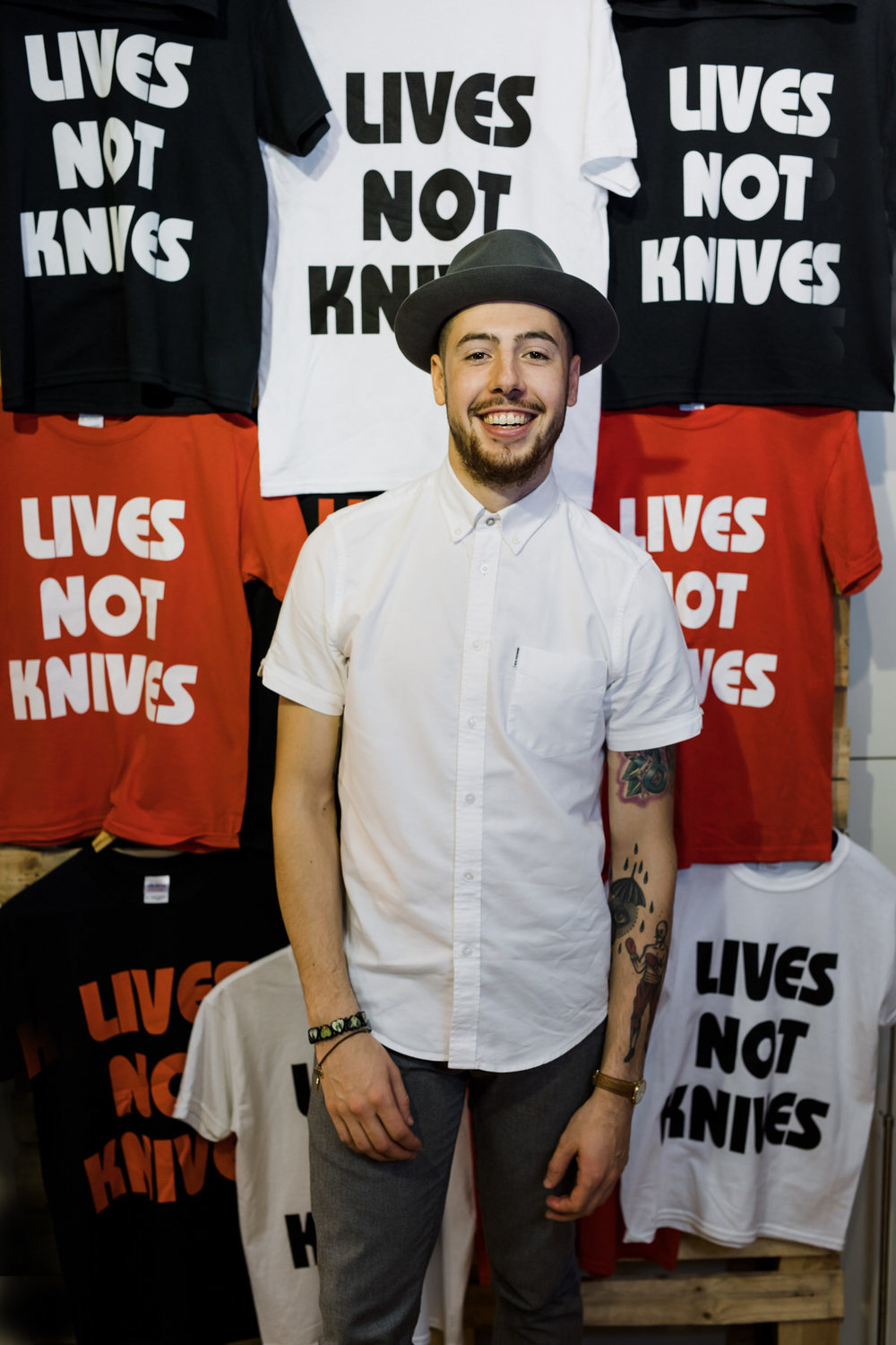 4  CROYDONLIVES exhibition Croydon Boxpark Yolande De Vries Photography Lives Not Knives.jpg