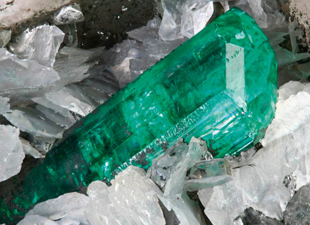 EMERALD (North American Emerald Mines, North Carolina)