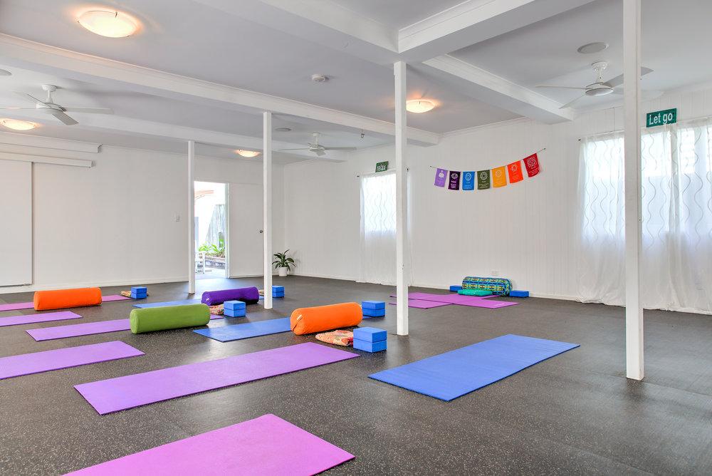 Yoga Alma -Not your average yoga studio... Calming, vibrant & fun! -