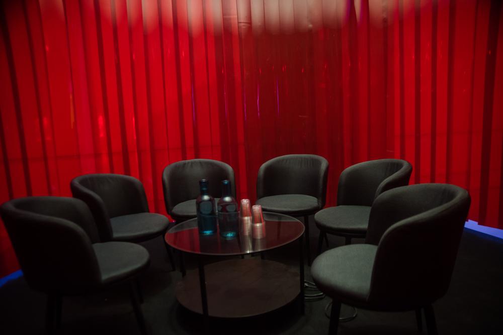 Salle de réunion  © Maude Touchette Photographe