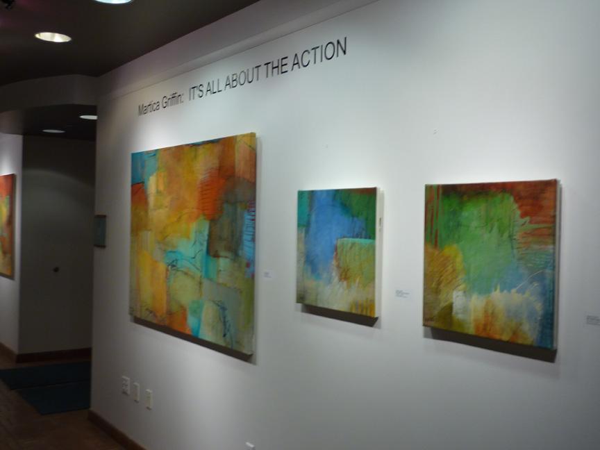 Exhibit at Volunteer State College