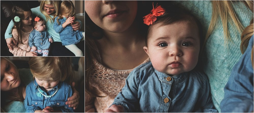 karra lynn lifestyle newborn photographer - children collage