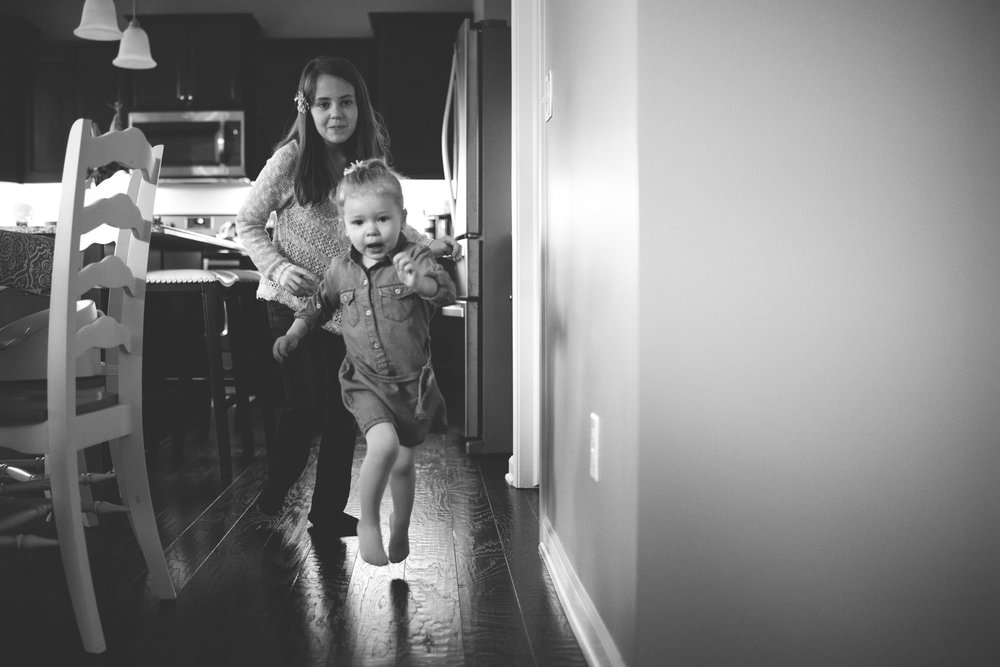 karra lynn lifestyle newborn photographer - having fun