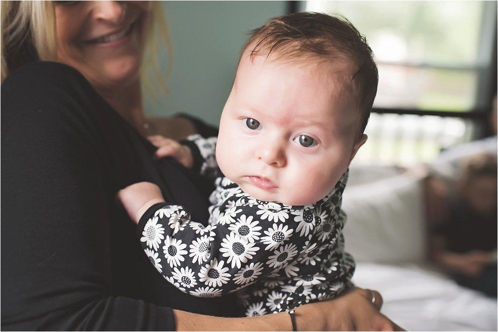 karra lynn photography - family lifestyle photographer michigan - baby