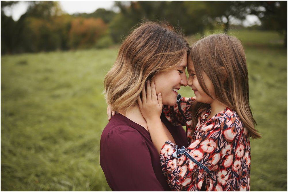 karra lynn photography - family photographer milford mi - mom and daughter