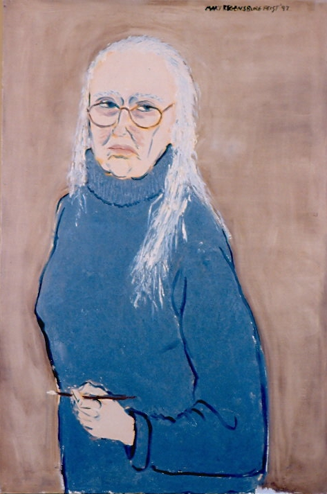 Self-portrait, 1997