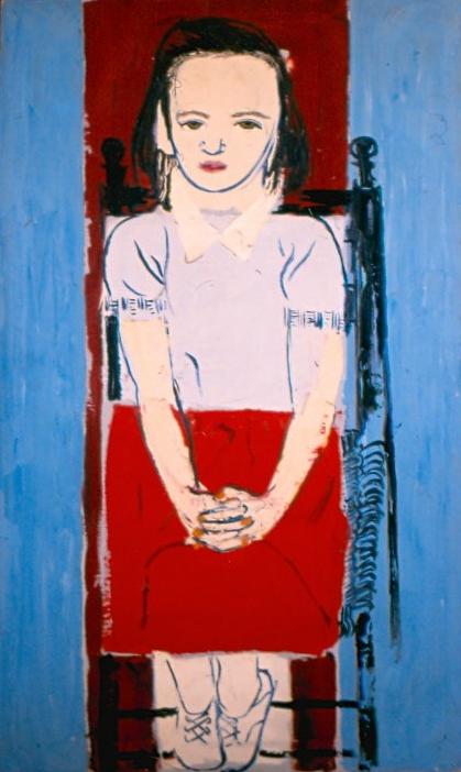 Peggy, c. 1956