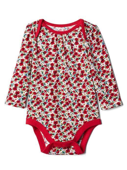 Poppy Bodysuit