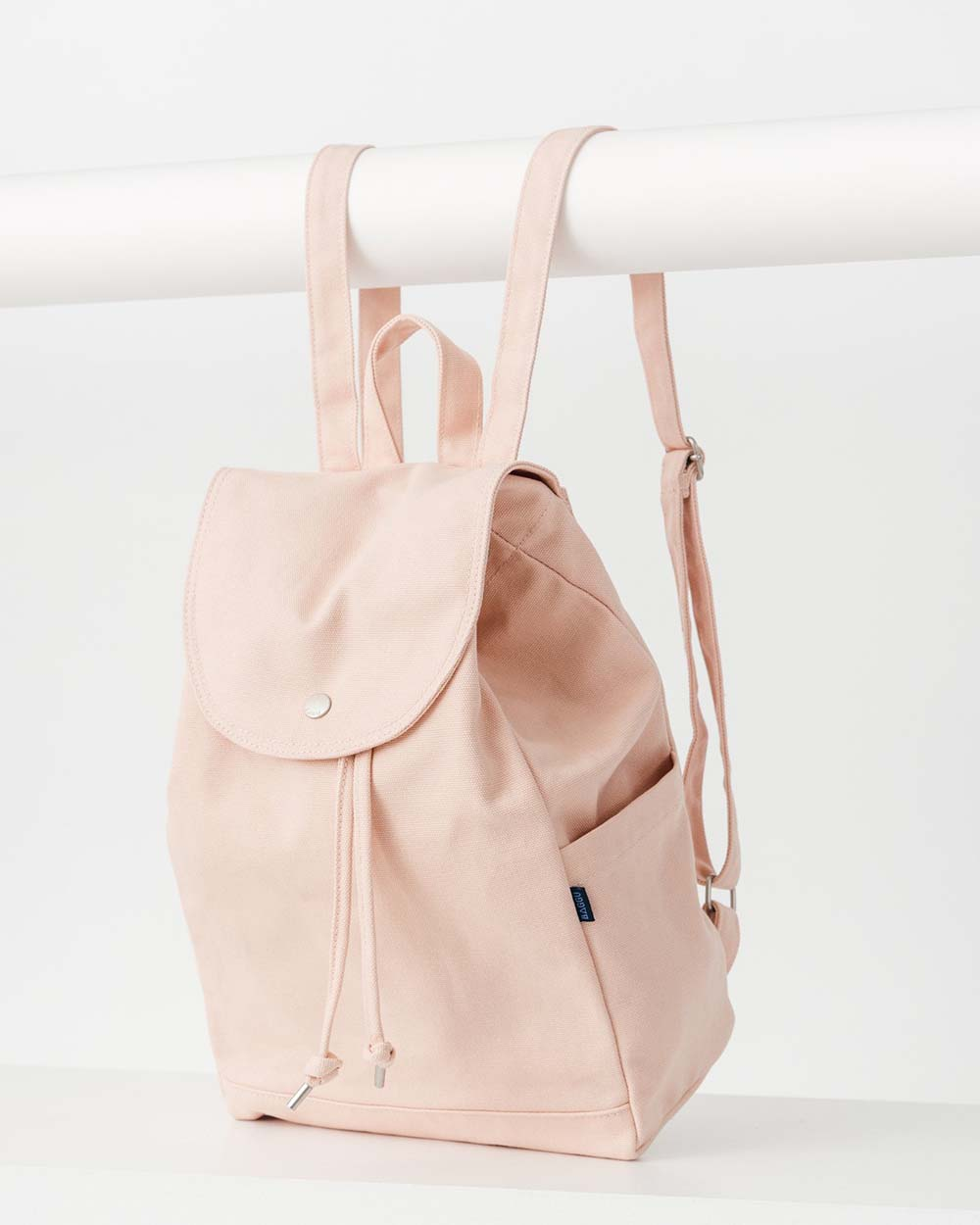 Blush Canvas Drawstring