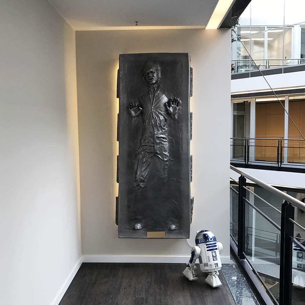 I'm guessing our lawyer is a bit of a Star Wars fan?