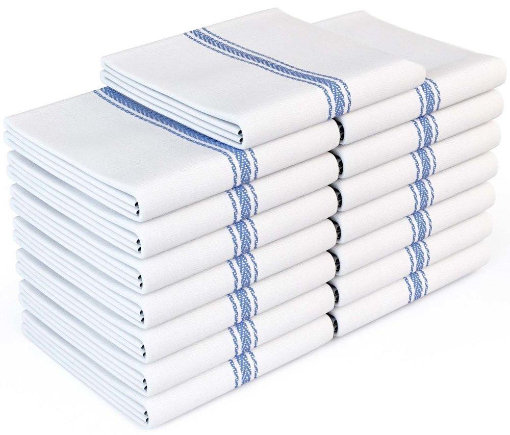 Set of 15 Cotton Napkins: $13.97
