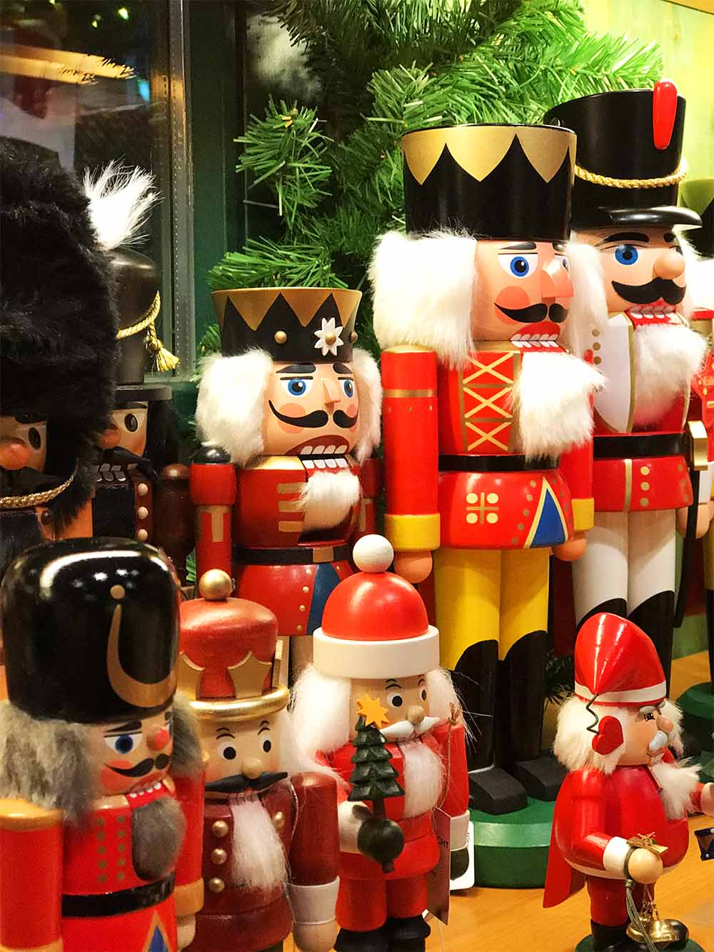 Such a fabulous range of Nutcrackers!