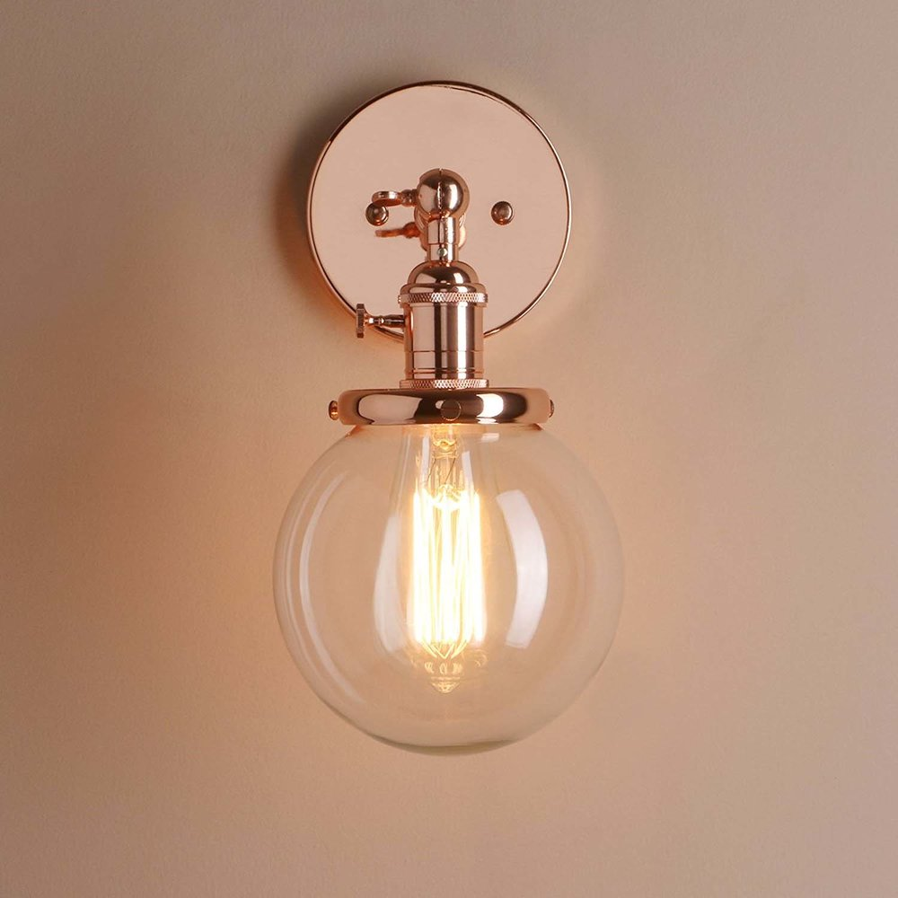 Copper Sconce (via Amazon UK)