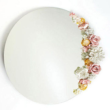 15. Plaster Flowers