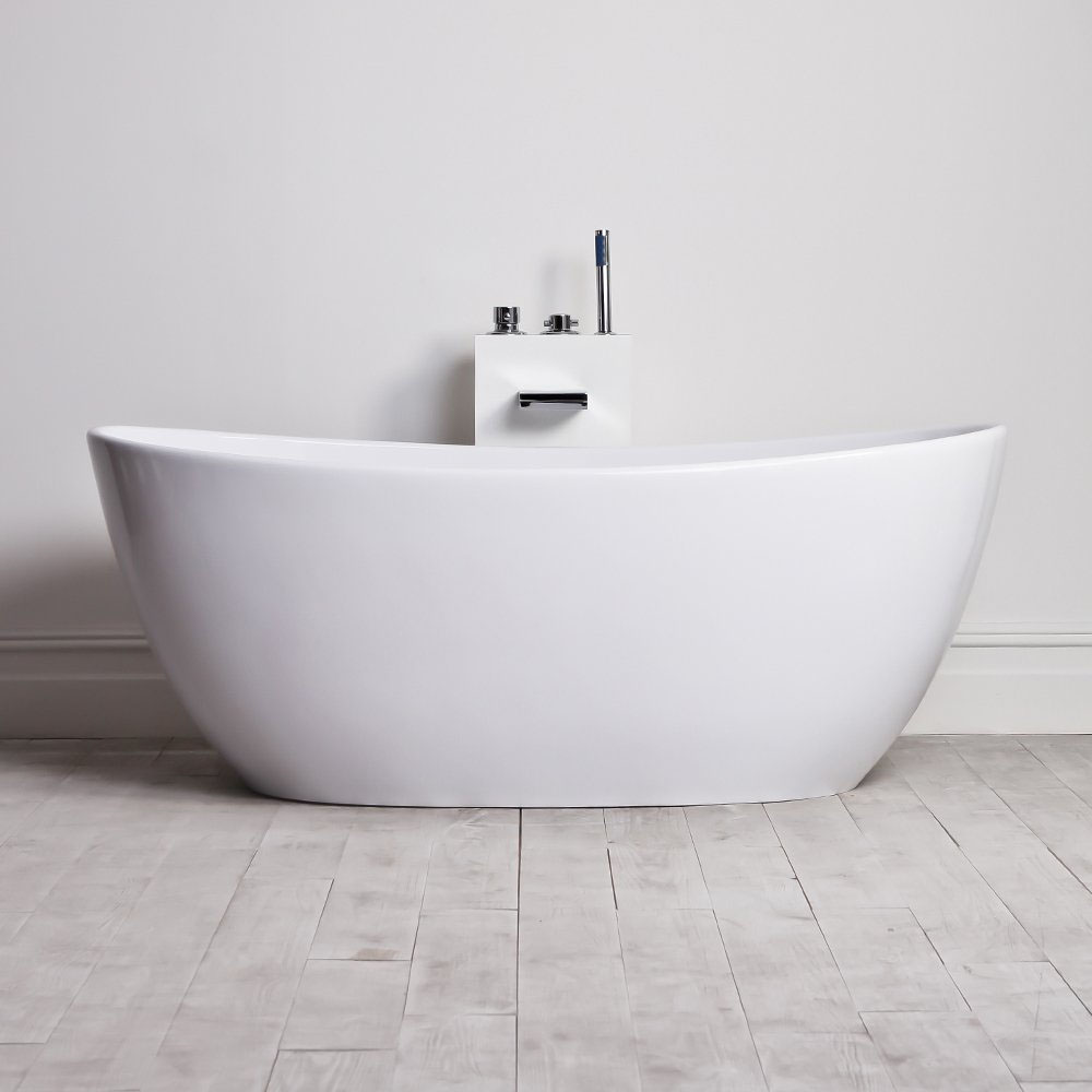 Our new  stone resin bathtub .