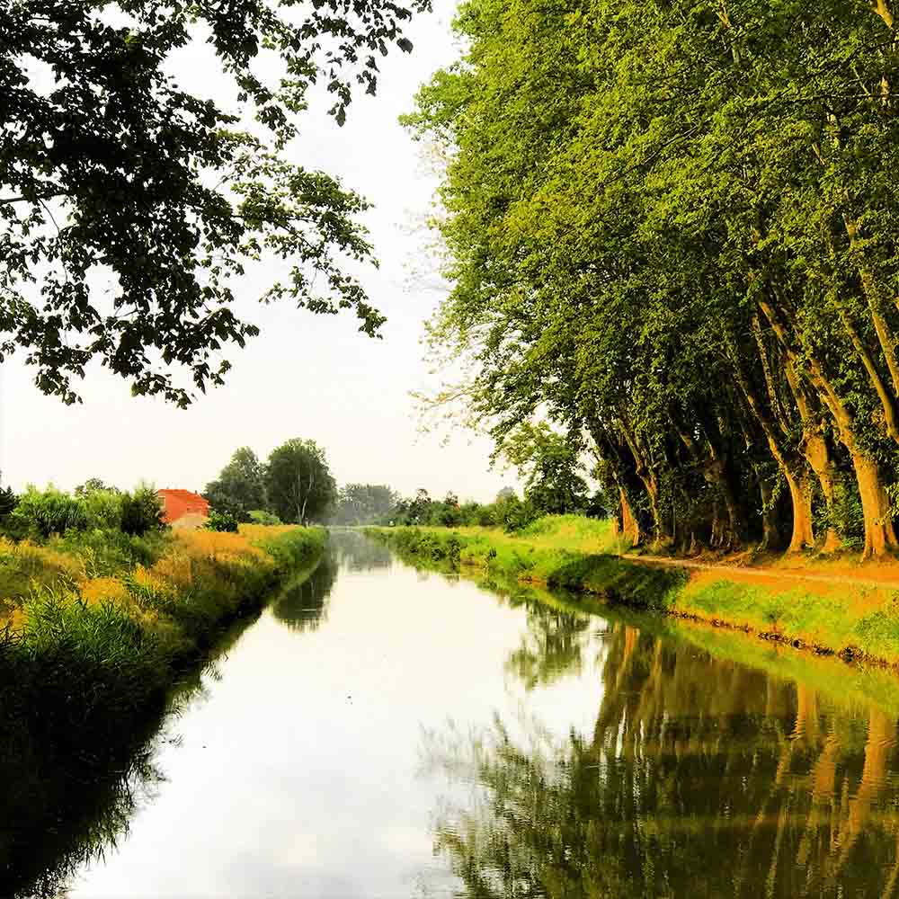 Boating on the Canal du Midi — This Life Is Belle
