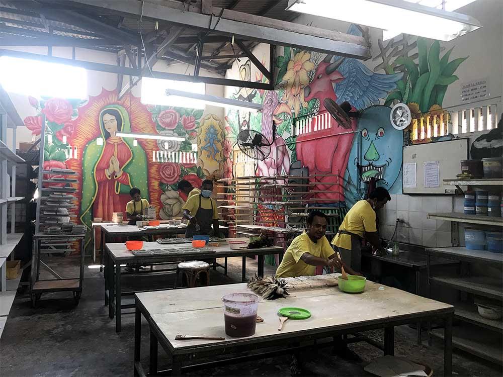 Artisans at Work