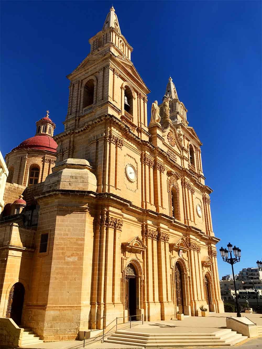 Mellieha Parish Church