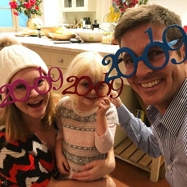 Happy New Years Eve from our family to yours! Here's to 2019 being a fulfilling year, filled with fun, adventure, good heath, and happiness. Sending out lots of love to all our wonderful family and friends. 😘🍾