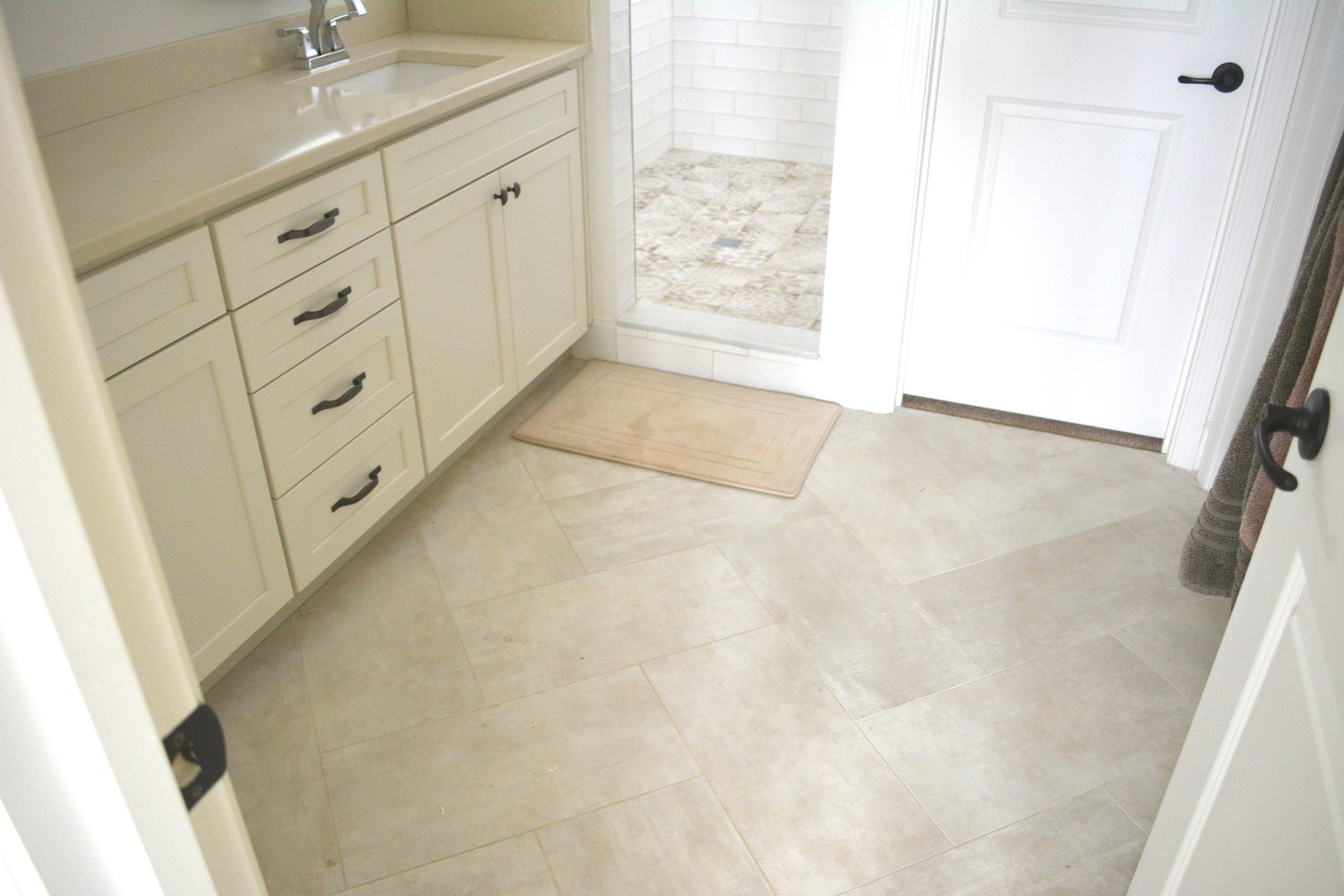 What Is Better For A Bathroom Ceramic Or Porcelain Tile Three