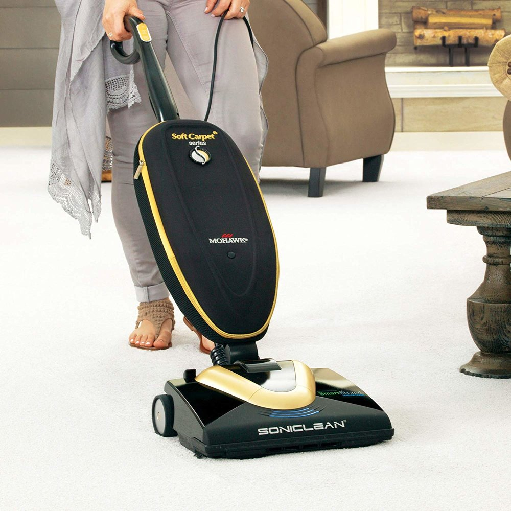 Soniclean Soft Carpet Vacuum