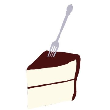 Love life, eat cake