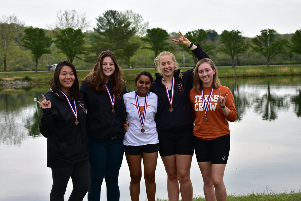 Novice Women take home the bronze at SIRA 2018
