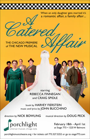 A Catered Affair, Porchlight Music Theatre     Janey understudy