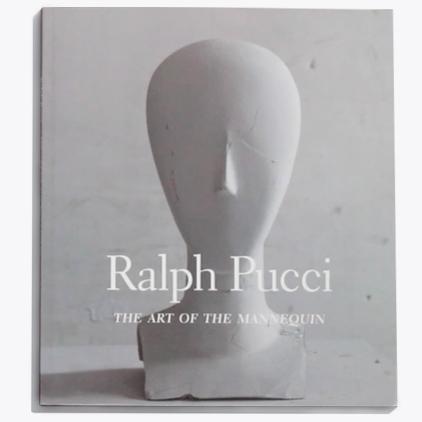 Ralph PUcci Retrospective book