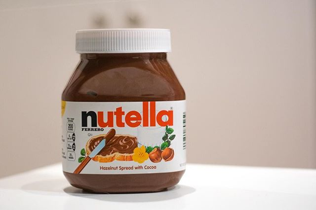 It's World @Nutella Day!! Happy Nutella eating everyone😃