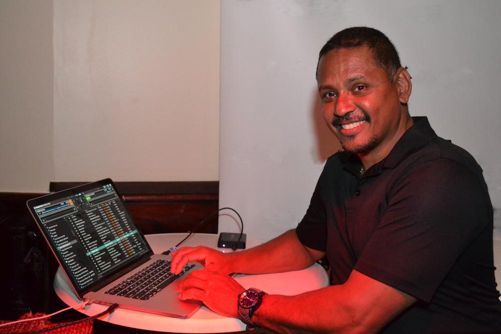 DJ. Ray Vega