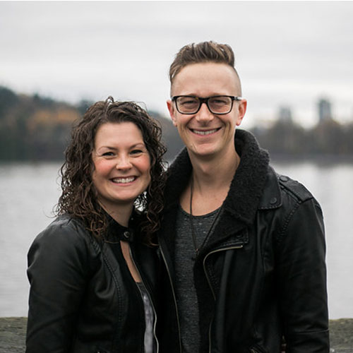 Shane and Rachael - Lead Pastors